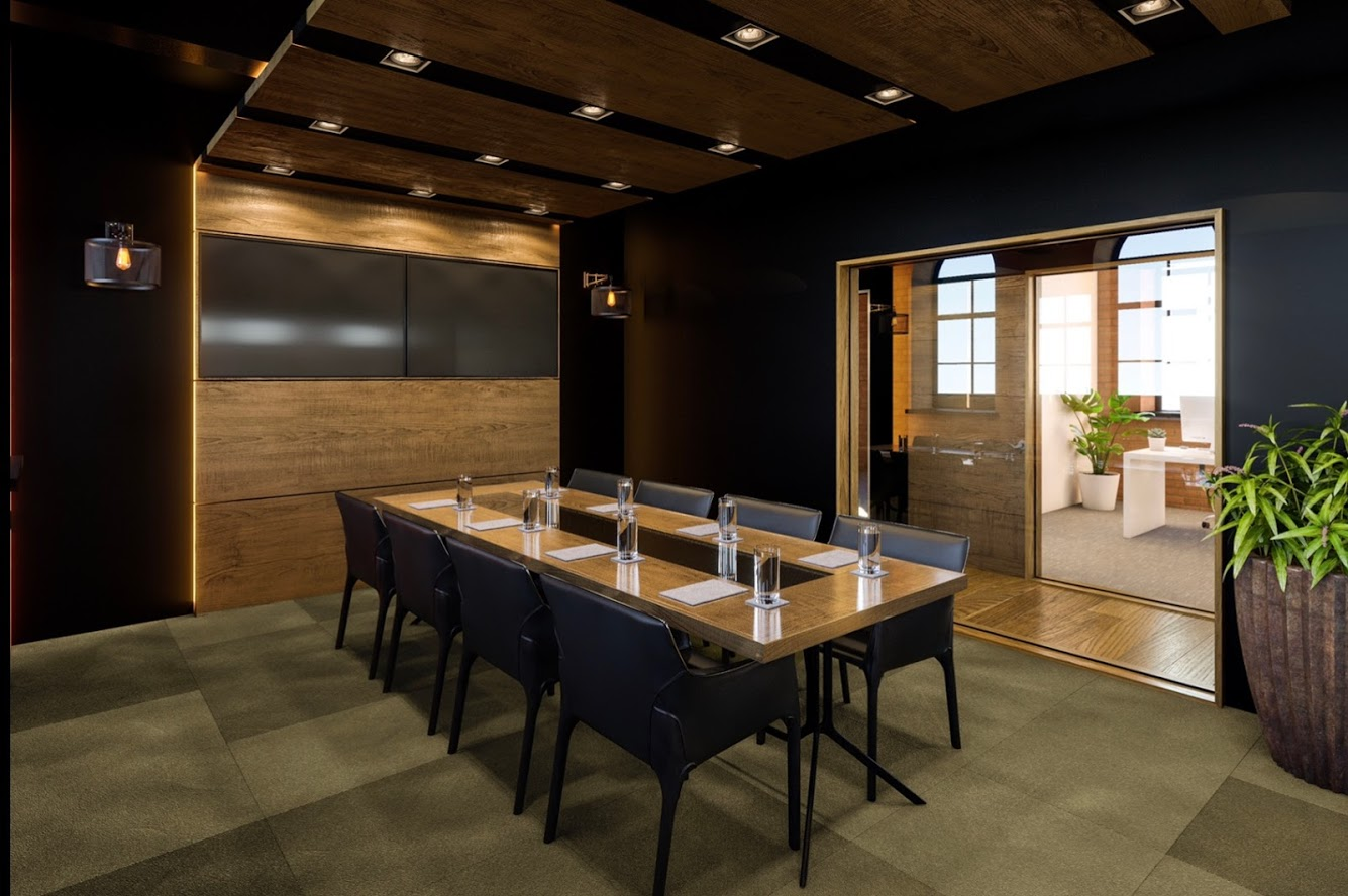 Meeting Room - The Tannery